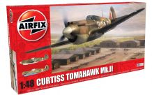 Airfix 1/48 Model Kit 05133 Curtiss Tomahawk Mk.II